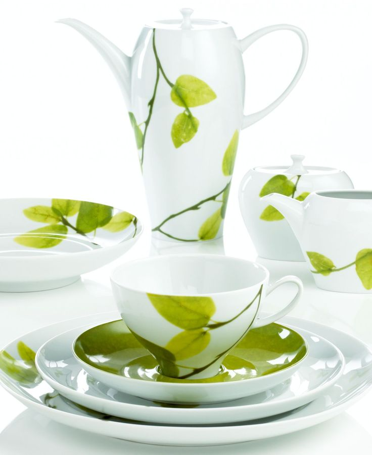 Mikasa Dinnerware, Daylight Collection - Fine China - Dining & Entertaining - Macy's Bridal and Wedding Registry