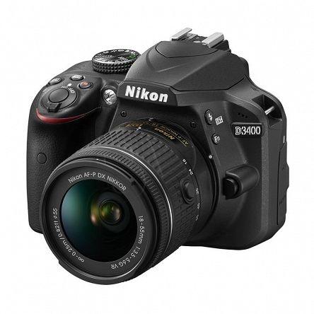 Ogólne:        Cyfrowa lustrzanka Nikon D3400 (DX AF-P DX 18-55VR) pochodzi z oficjalnej polskiej dystrybucji. Jest to oryginalny produkt firmy Nikon - nowy, nieużywany, sprawny technicznie i fabrycznie zapakowany. Stanowi on wysokiej jakości wyrób, jeden z najnowszych modeli tego producenta w grupie Lustrzanki cyfrowe. Spełnia, określone przez Nikon, parametry techniczne przy zachowaniu ustalonych warunków stosowania. Gwarantuje pełną satysfakcję i zadowolenie z jego użytkowania....