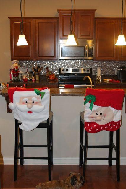 Christmas Chair Covers: