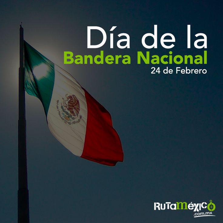 Hoy celebramos el día de la bandera nacional, símbolo patrio de libertad, justicia y nacionalidad 🇲🇽  #WeLoveTraveling www.rutamexico.com.mx Whatsapp: (442) 350 4324 correo electrónico: info@rutamexico.com.mx  #Viajes #ViajesPersonalizados #ViajesNacionales #ViajesInternacionales #ViajesGrupales #México #Flag