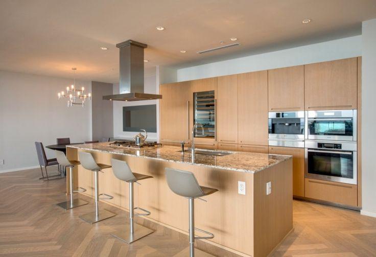 Luxury Condo Kitchen - Boffi Of Italy - Shangri-La Toronto