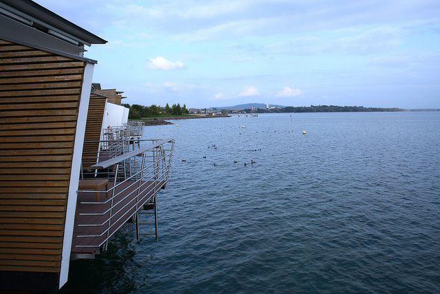 Hotel Palafitte Nauchatel - Switzerland