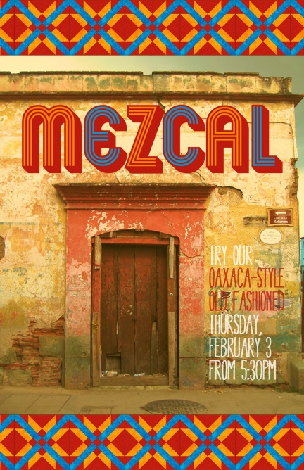 Para todo mal...mezcal, para todo bien, tambien.   For everything bad, ....mescal, for everything good as well!