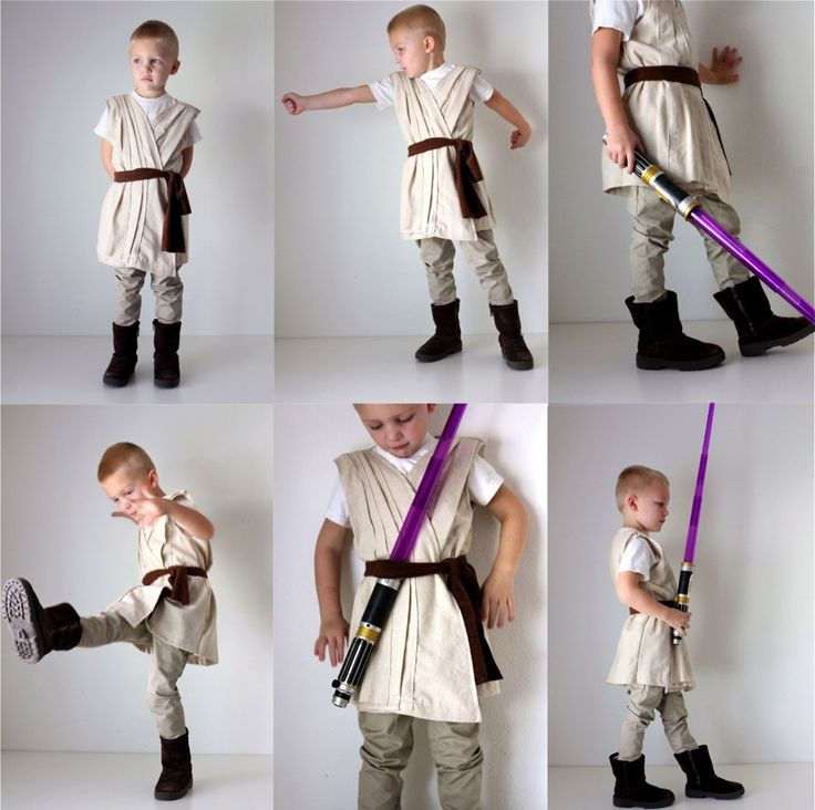 Halloween 2012, version 1: channeling The Force – MADE EVERYDAY