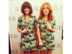Angela Scanlon shares her fashion week happenings with us