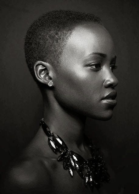 Lupita Nyong'o. So graceful, so beautiful