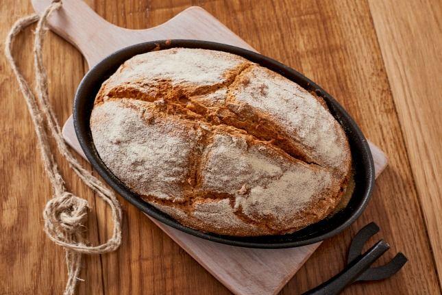 Szódás kenyér az ír konyhából