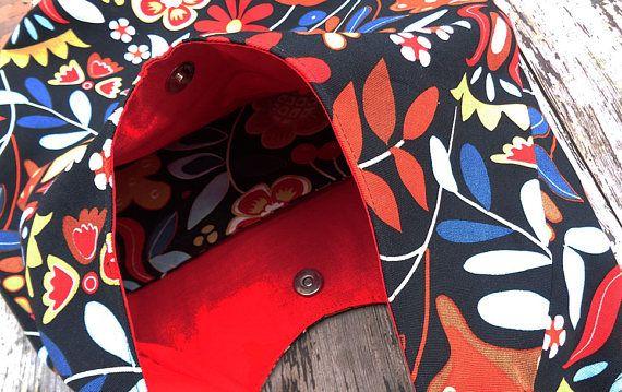 Hobo tas slouchy portemonnee sling tas grabbelton bloemrijke