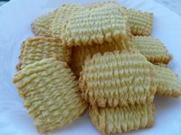 Mari Plateau: Μπισκότα αρωματικά