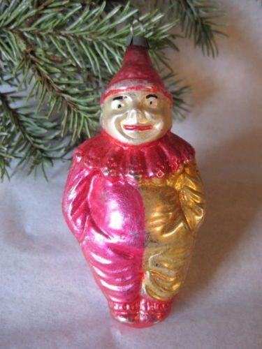 Smiling Vintage Glass Clown German Christmas Ornament | eBay | Christmas  Tree, Christmas Ornaments, Christmas!!! | Pinterest | German christmas  ornaments, ... - Smiling Vintage Glass Clown German Christmas Ornament EBay