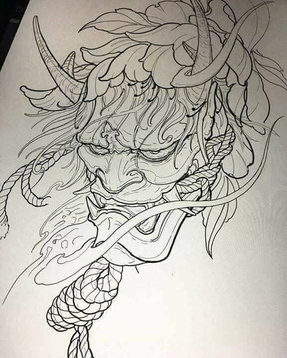 Japanese Tattoo Designs And Sketches