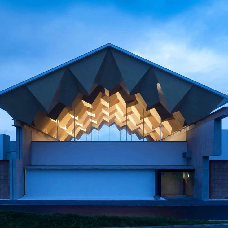 The Japanese firm Furuichi and Associates designs an exquisite structure to…