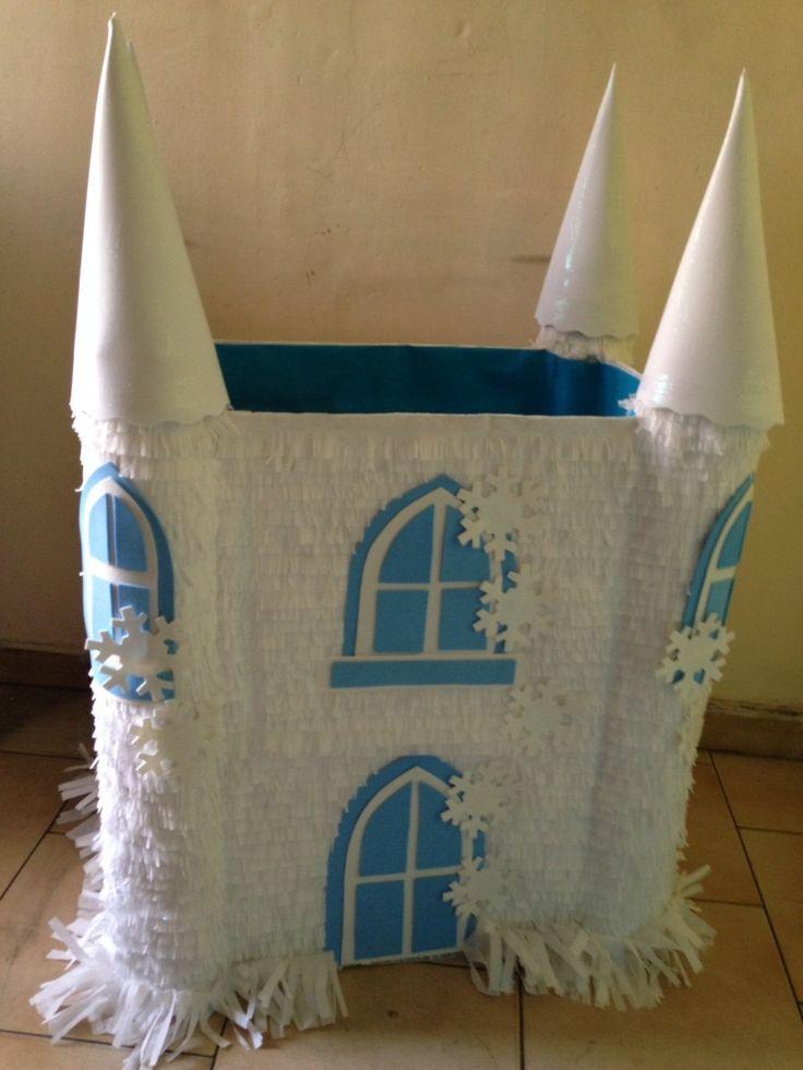 frozen pinata   piñata por encargo,frozen elsa ,entamborada o de silueta.