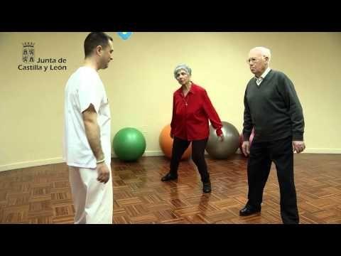 Entrenamiento físico para adultos mayores - YouTube