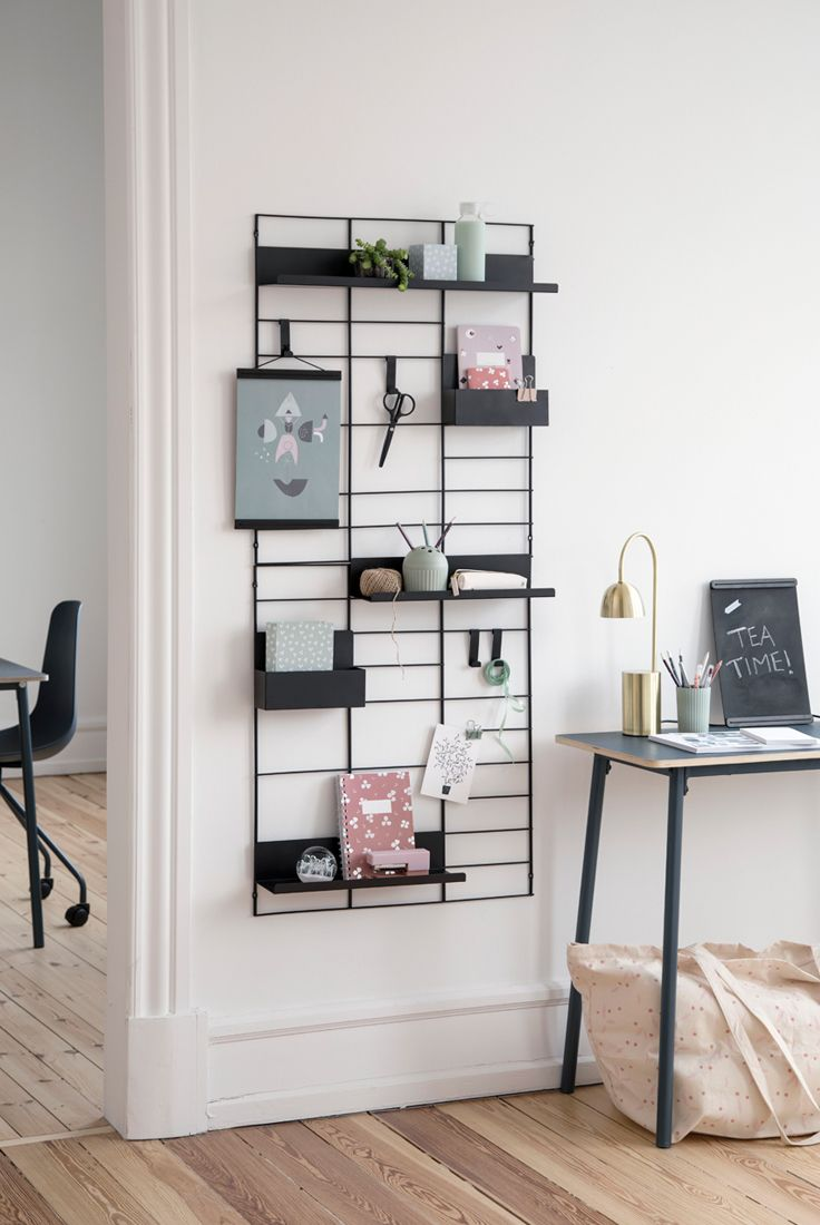 A Stylish And Charming Office See All The New Items Here Https