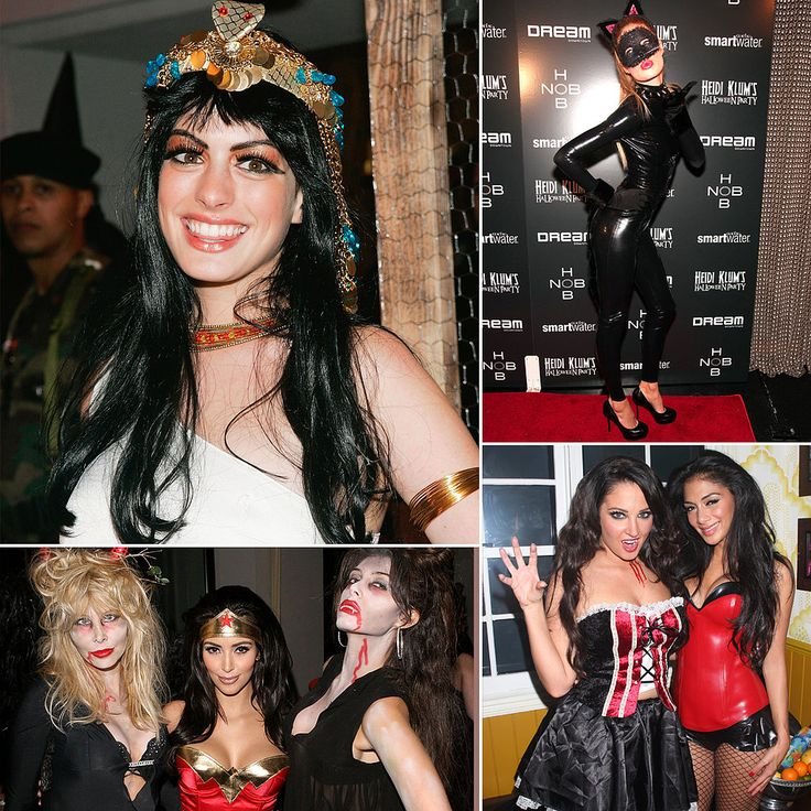 Get Some Halloween Inspiration With 80 Amazing Celebrity Costumes!