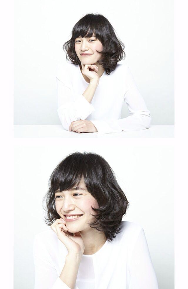 髪型/ミディアム/ヘアスタイル/hairstyle