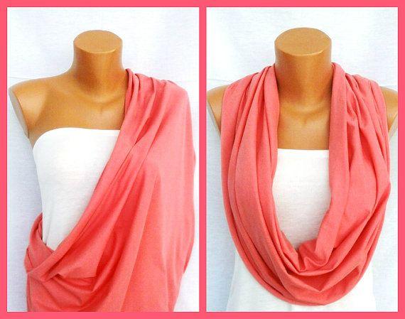 Great idea! Nursing Cover/ Tube Nursing scarf / Breastfeeding by VesyScarves, $17.99