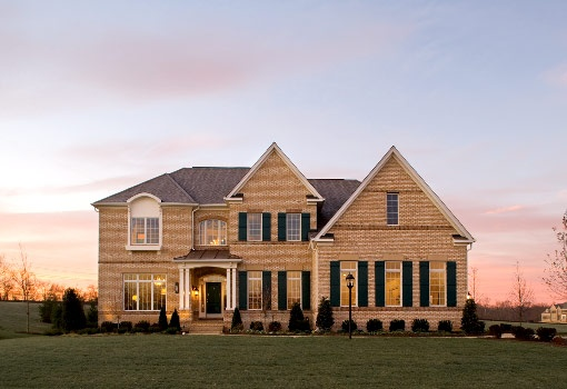 St. Albans Model by Haverford Homes