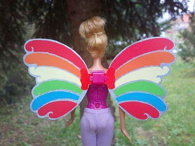 Mariposa szárnyak