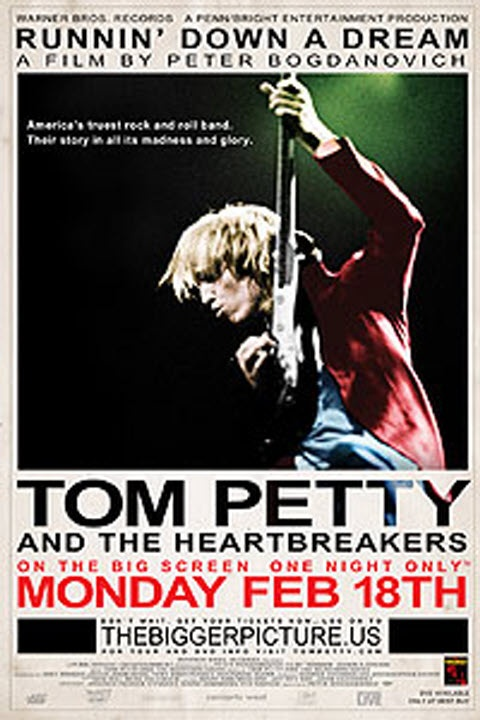 Tom Petty - Running Down A Dream. The BEST rock documentary/film I have EVER seen!!