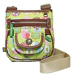 Lily Bloom Fruitlicious Crossbody Handbag