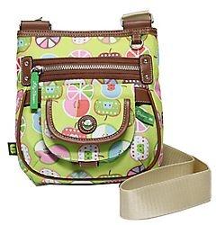 Lily Bloom Fruitlicious Crossbody Handbag