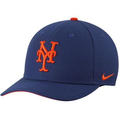 Men's Nike Royal New York Mets Wool Classic Adjustable Performance Hat