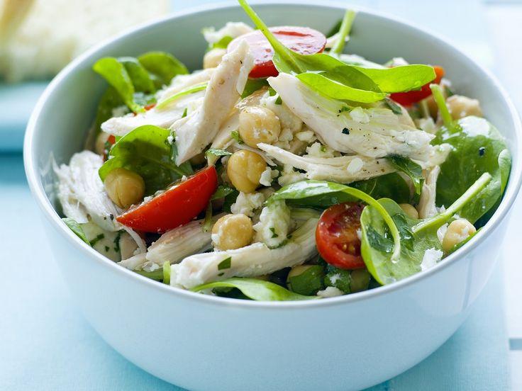 Einfache kalorienarme salat rezepte