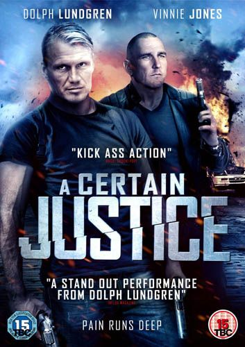 Win A CERTAIN JUSTICE, Starring UFC Fighter Cung Le, on DVD In Our Competition!