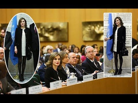 QUEEN LETIZIA OF SPAIN FASHION TODAY: THE STYLISH ROYAL STUNS, SHE LOOK ...