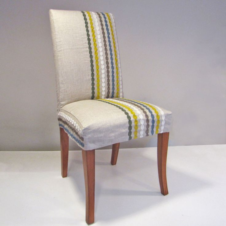 Confeccionamos fundas especiales, adaptadas a las medidas y el modelo de tus sillas. #Fundas #Sillas #MedidasEspeciales