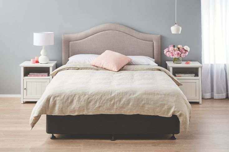 When I heard Fantastic furniture were offering custom upholstered bedheads, in a wide range of fabrics and a choice of three designs, all for under $200 and made right here in Australia, I thought they had to be seen to be believed! I mean, that's crazy money, right?! So they let me see for myself... [Read More]