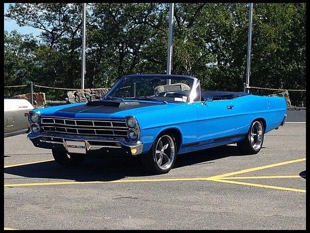 1967 Ford Galaxie 500 Convertible Fordclassiccars Ford Galaxie Ford Galaxie 500 Ford Classic Cars