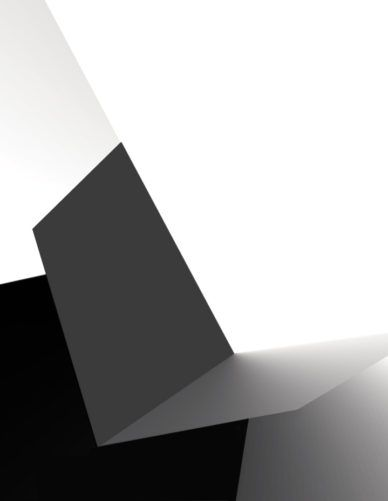 Check this out on leManoosh.com: #Black #Geometry #Graphic design #Origami #Structure #Triangle #White