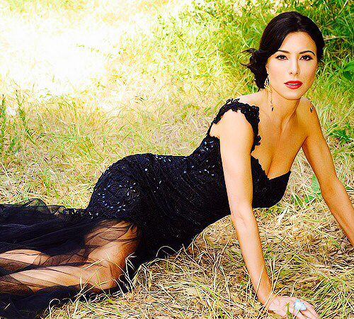 jaime murray wonder woman - photo #46