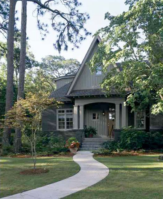 Southern Cottage House Plans: Brookgreen Cottage - Ryan Gainey & Company