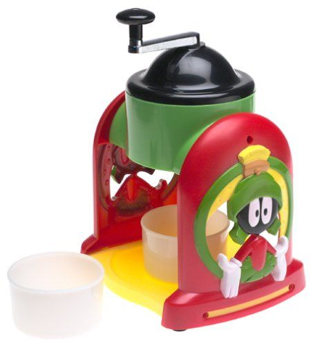 Looney Tunes IS1LTM Marvin the Martian Ice Cone Maker Looney Tunes,http://www.amazon.com/dp/B00005B6Z9/ref=cm_sw_r_pi_dp_QBoEtb1K5PYCJKQJ