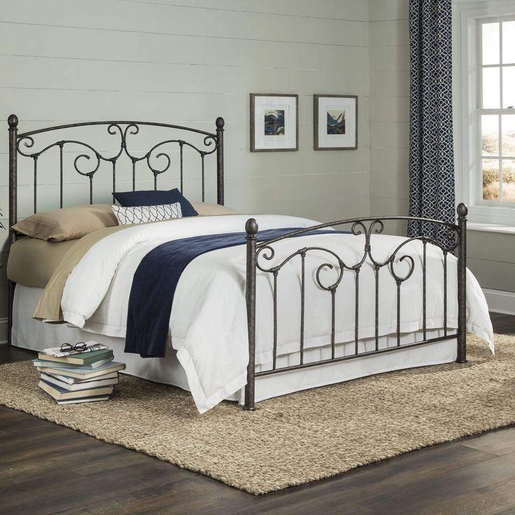 Bralton Metal Bed King