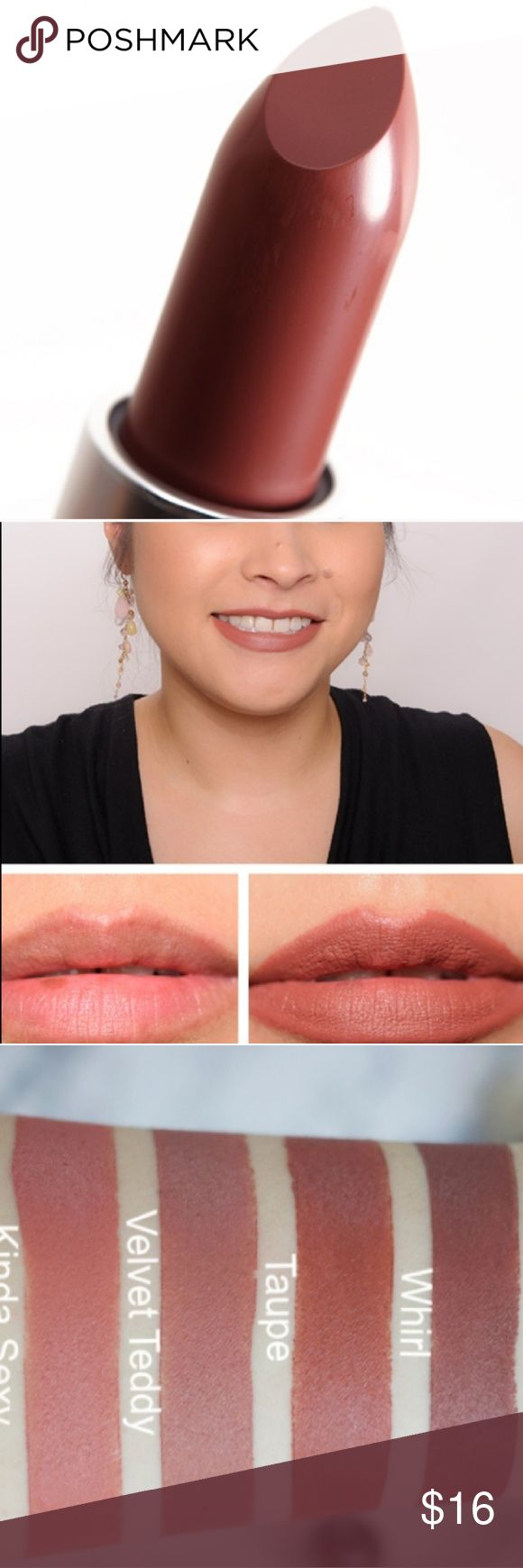 x1 MAC WHIRL MATTE LIPSTICK BRAND NEW BOXED x1 MAC WHIRL MATTE LIPSTICK BRAND NEW BOXED. MAC Cosmetics Makeup Lipstick