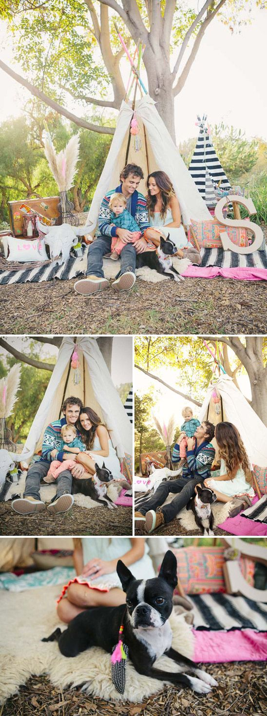 Gorgeous Outdoor Styled Family Shoot by Jackie Culmer Photography