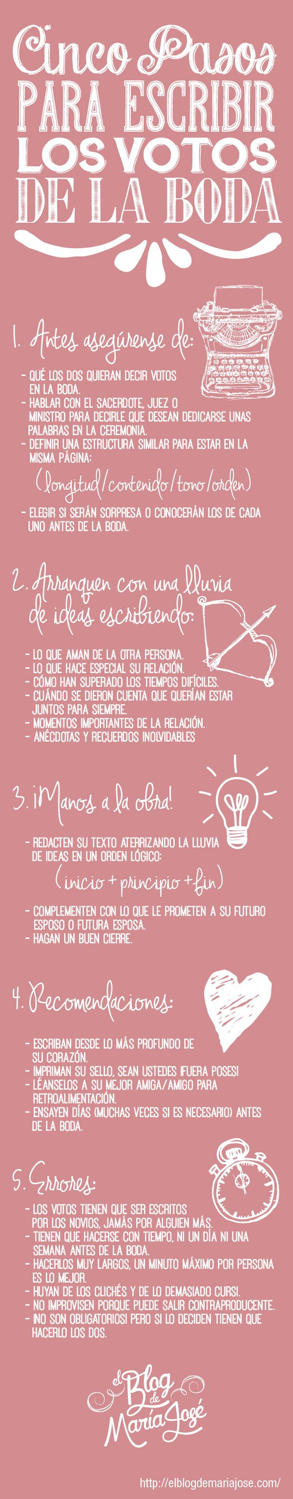 Ideas para tu Boda http://bodaydecoracion.com/ideas/