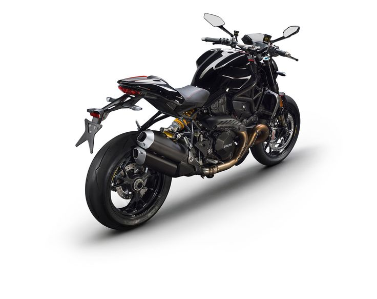 2017 Ducati Monster 1200R