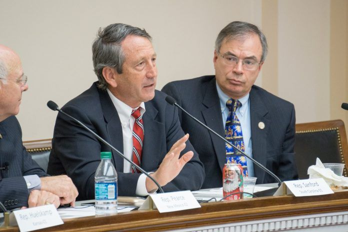 GOP Rep rips Trump plan to arm teachers: They dont want to have to decide to shoot a student - Uncategorized Columbia donald trump age donald trump height donald trump net worth donald trump news donald trump russia donald trump wife Fox News Channel Rep.Mark Sanford