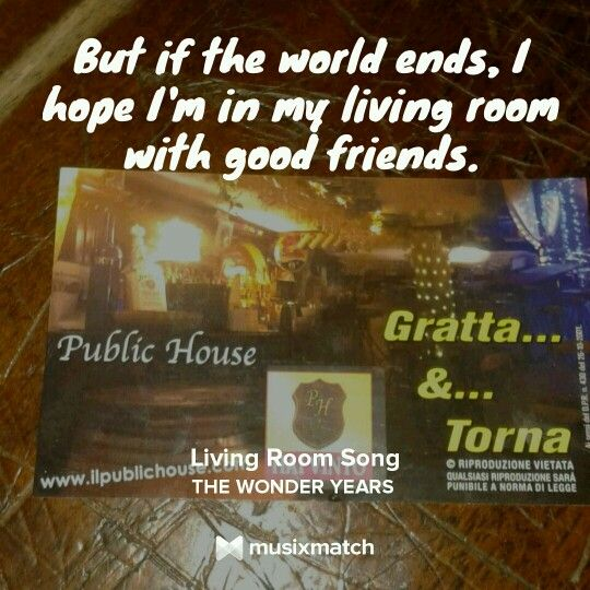 Living room song