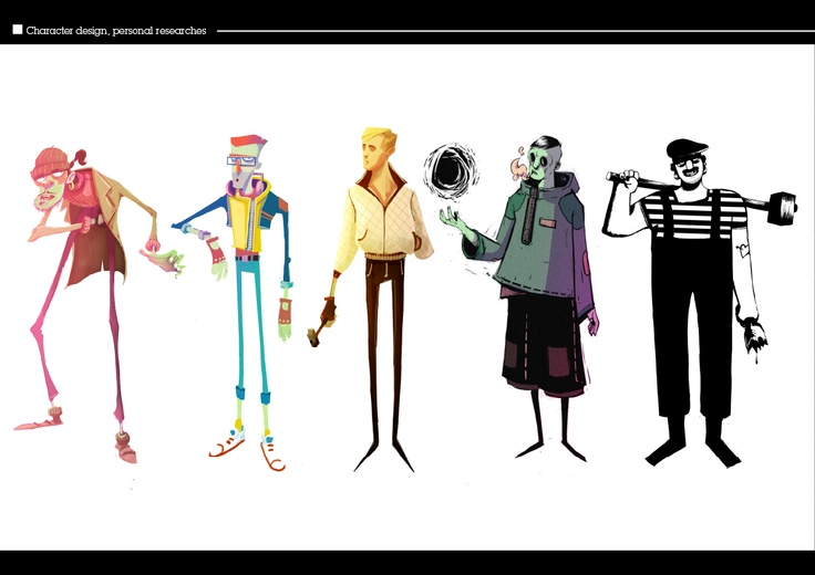 portfolio 2012: Sketch, Animated Comic, Drawings Concept, Comic Cartoon, Characterdesign