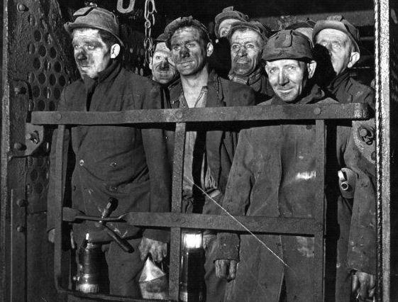 Durham Coal Miners English-Mines