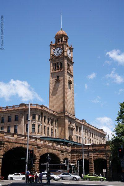 Central Station - Sydney, Australia