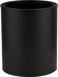 1 GALLON ALL PLASTIC BLACK PAINT CAN, NO EARS NEW STYLE | Ideal for applications such as paints, colorants, and water-based products. All plastic paint cans cannot be used for food. #paint #can #all #plastic