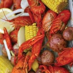 Authentic Crawfish Boil recipe is the way to go! And we can't get enough of these tasty crawfish! Try this classic Louisiana crawfish boil recipe from the Zatarain family repertoire.